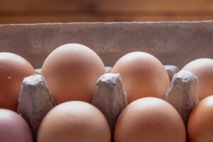 Third egg producer linked to Salmonella  bug