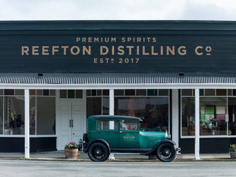 Reefton Distilling sweeps at NZ gin awards