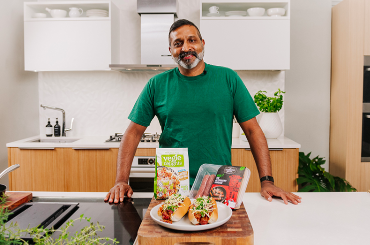 Life Health Foods collabs with celeb restaurateur