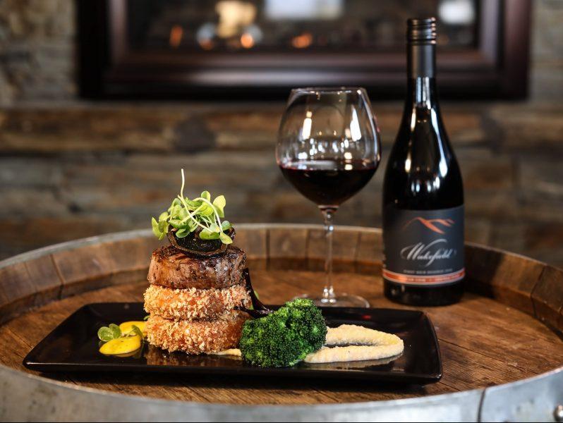 Central Otago food month wraps