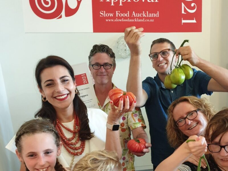Snail's pace winning recipe for Kiwi F&B businesses