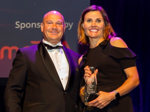 Countdown's Copland scoops CIO of the Year award