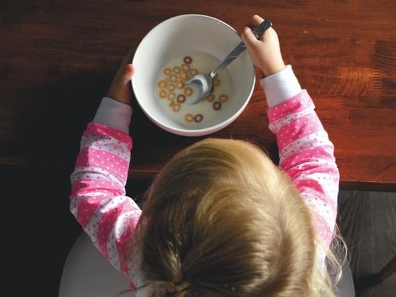 Processed foods make up 45% of kids' energy intake