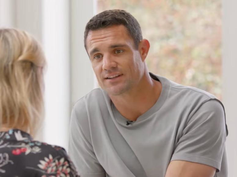 Dan Carter, Kaytee Boyd talk peanuts for UNICEF