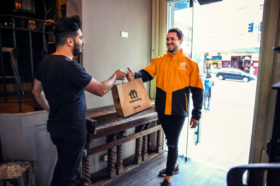 Menulog launches delivery service