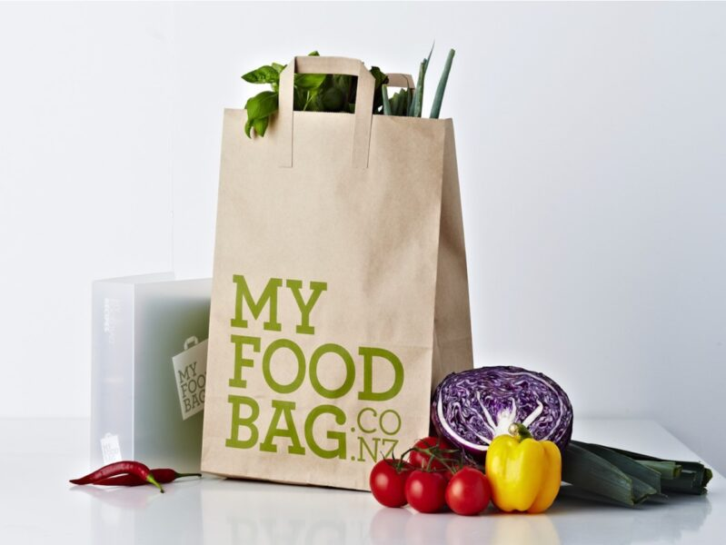 My Food Bag sales up, but so are costs