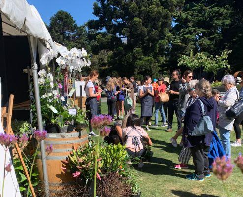 Thousands turn out for Grow Ōtautahi