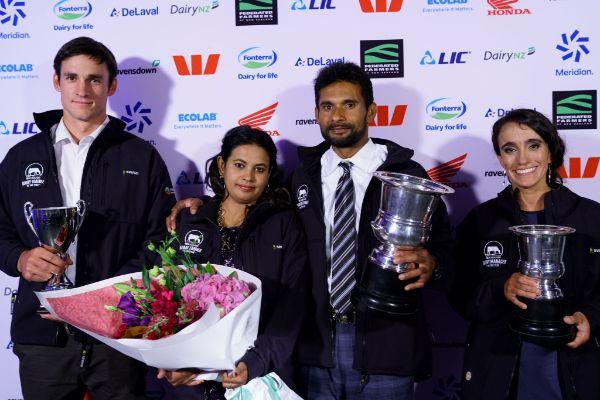 2021 Canterbury/North Otago Dairy Industry Awards winners named