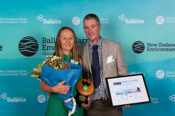 Hawke's Bay farmers named sustainability ambassadors