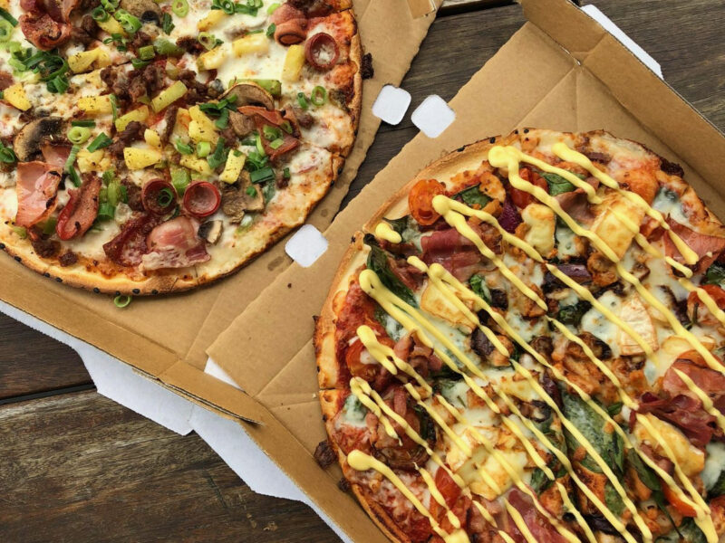 Domino's partners with Sallies again for kindness campaign