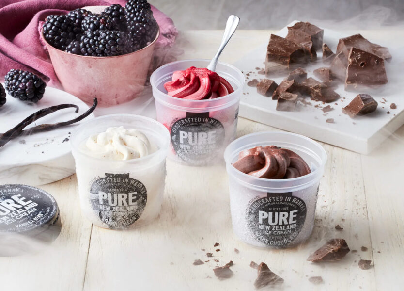 PURE NZ Ice Cream goes international with first export deal
