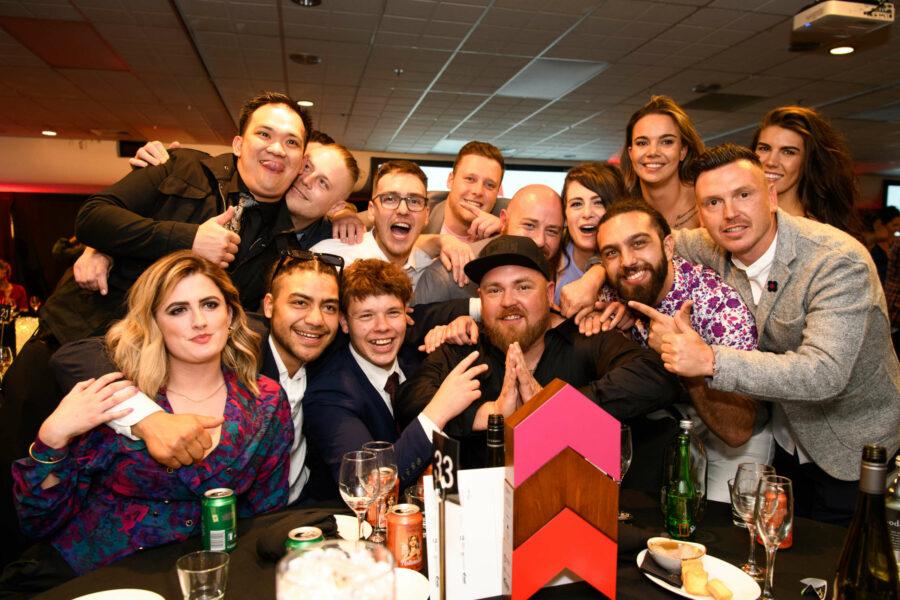 Hospo awards spread across eight regions