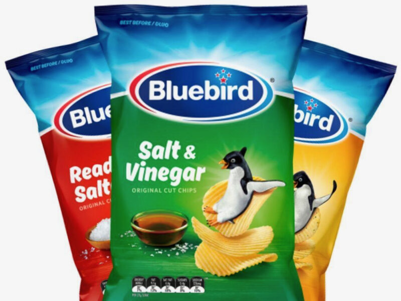 PepsiCo targets 2025 for 100% green packaging across entire ANZ snacks range