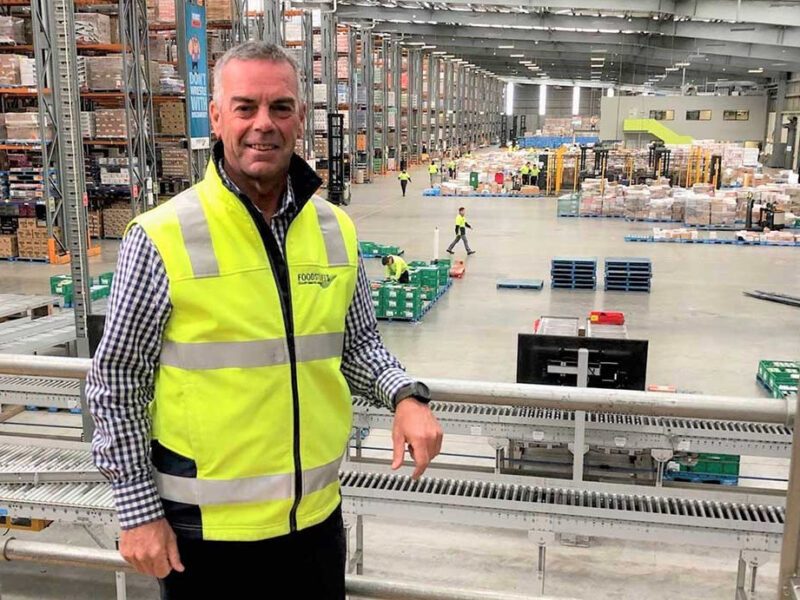 After 43 years, Foodstuffs SI supply chain boss calls it a day