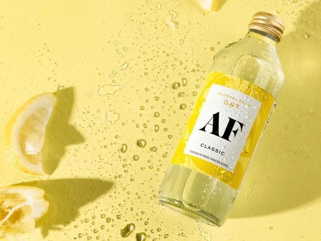 AF Drinks takes flight with Air NZ for Dry July