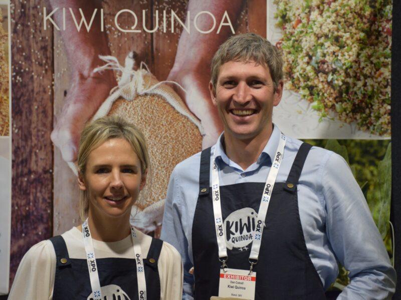 FFNZ 2021: Kiwi Quinoa takes flight to Australia