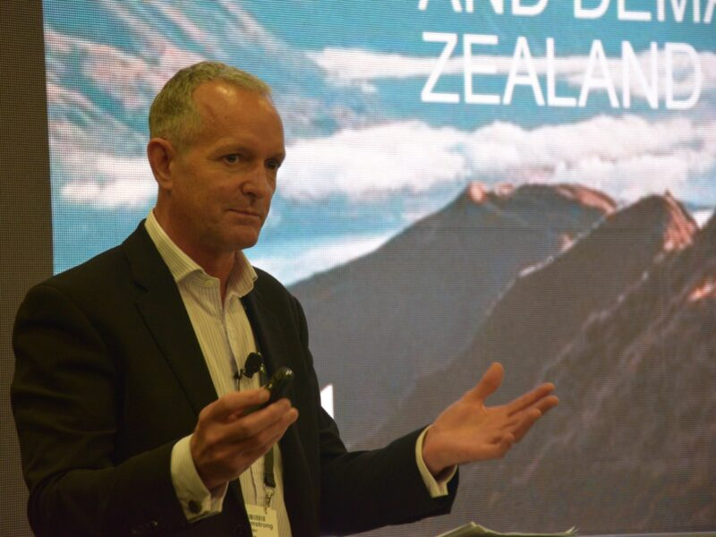 Unlock capacity constraints to seize export opportunity – NZTE's Craig Armstrong