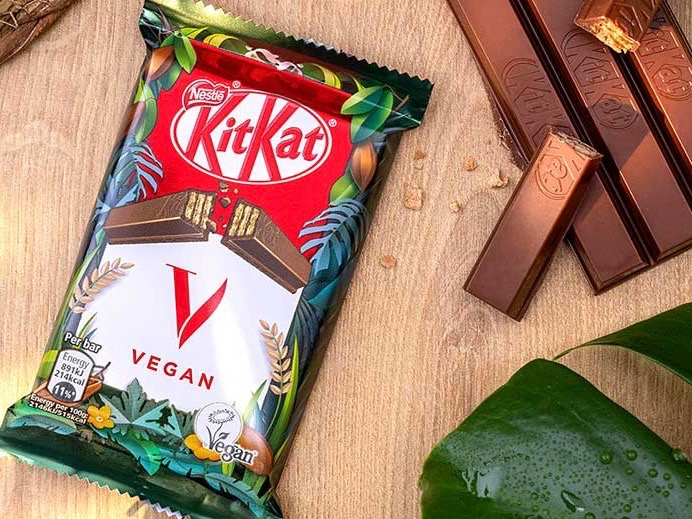 Nestlé's KitKat V arrives in NZ