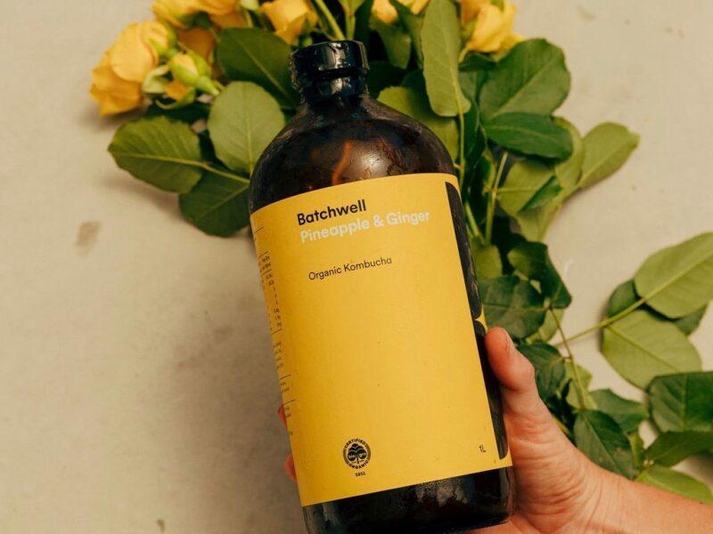 Beyond kombucha: Batchwell sets sights on gut health brand