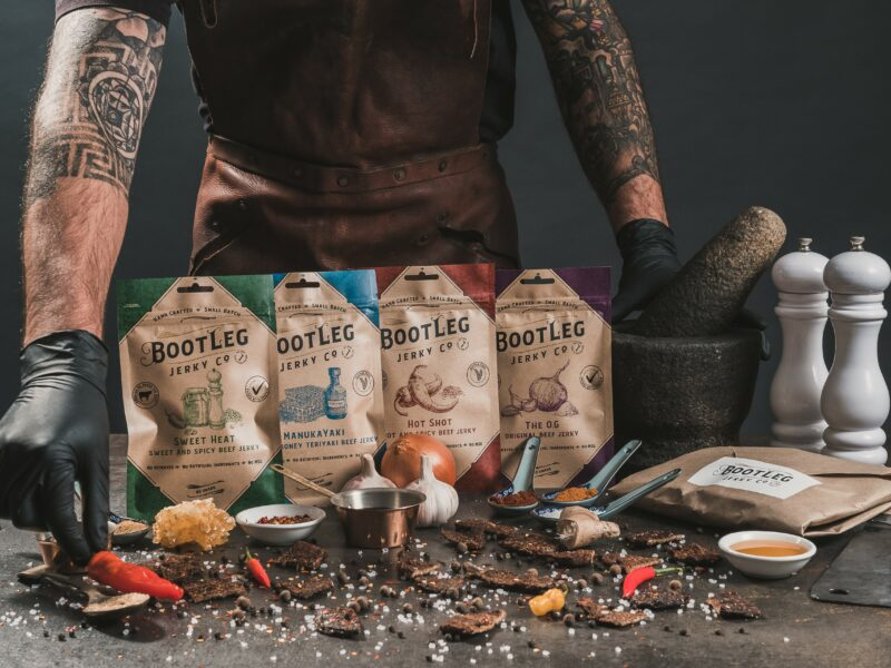 Bootleg Jerky beefs up with new investment
