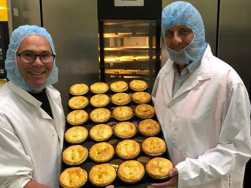 Pie maker's 'eyes opened' to vegan, flexitarian potential