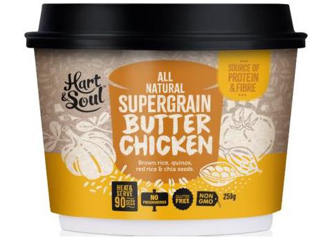 Hart & Soul butter chicken recall