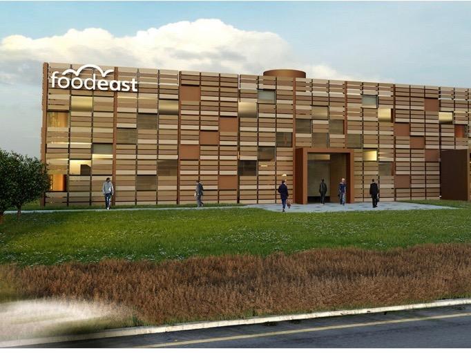 Foodeast $18m build starts in September