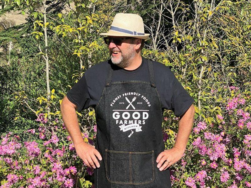 Sven Baker has designs on new food brand