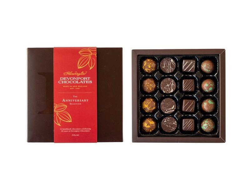 Devonport Chocolates marks 30 years