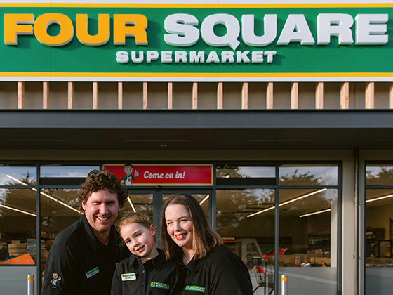 Four Square opens at Diamond Harbour