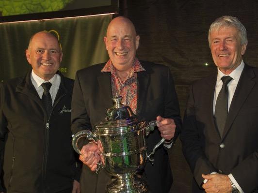 Former HortNZ boss wins Bledisloe Cup