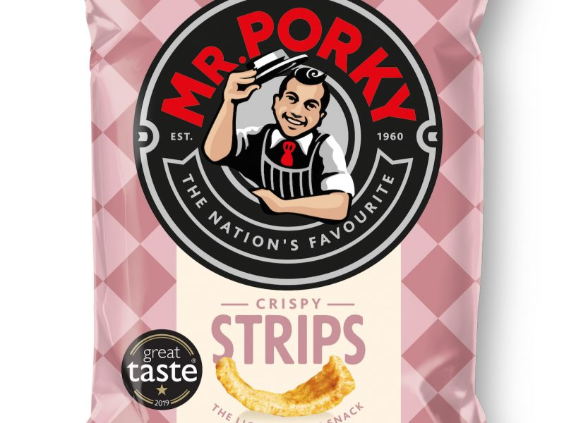 Pork scratchings recalled due to possible Salmonella