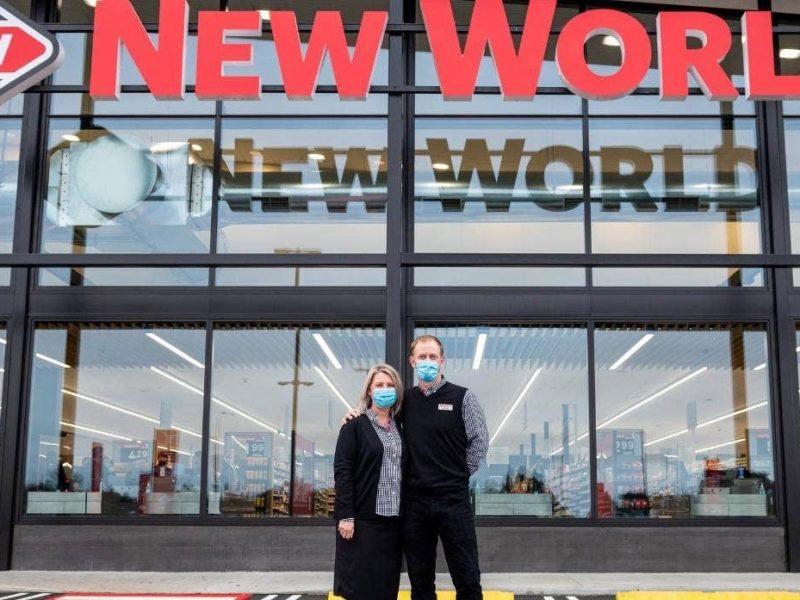 New World opens new Canterbury store