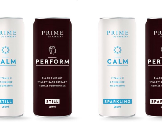Parkers builds out functional drink portfolio