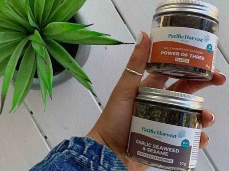 Pacific Harvest reaps Aus demand for Kiwi seaweed