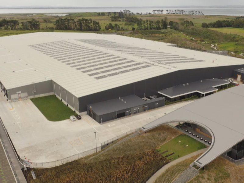 FSNI distribution centre wins top sustainability award