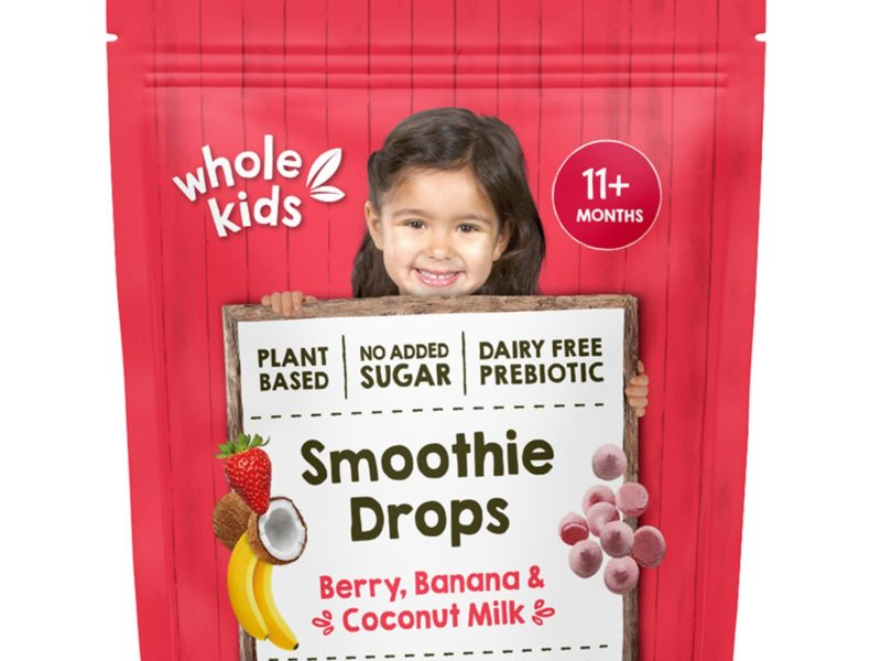 Whole kids smoothie drops recall