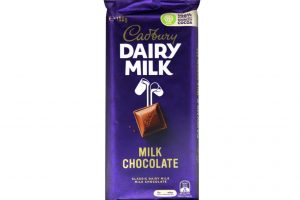 Cadbury claims recycled plastic packaging first