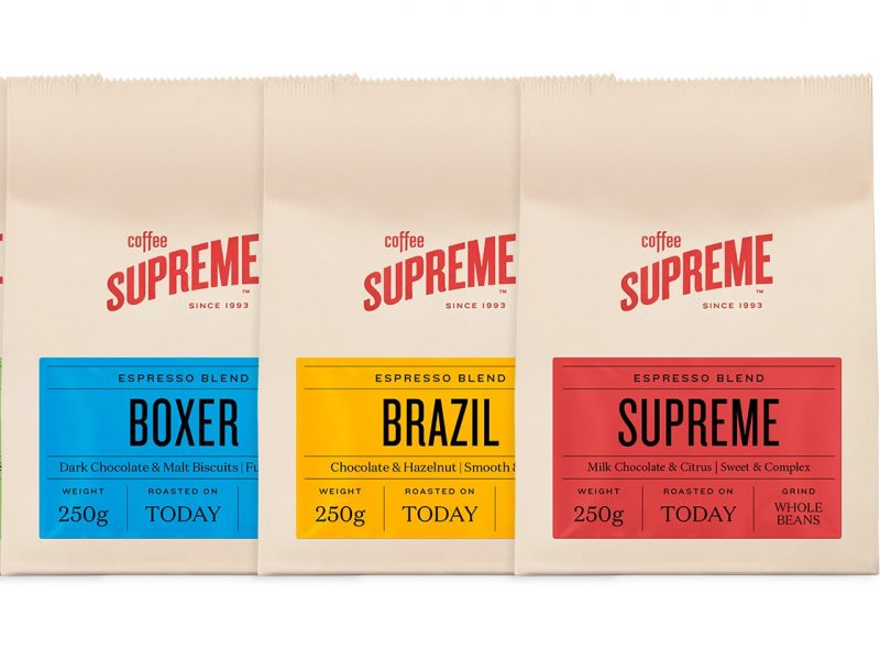 Delta sales spike sees Coffee Supreme fast-track paper packaging