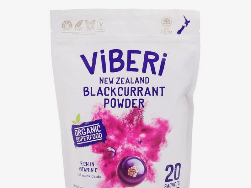 Bostock, blackcurrant powder among organic award winners