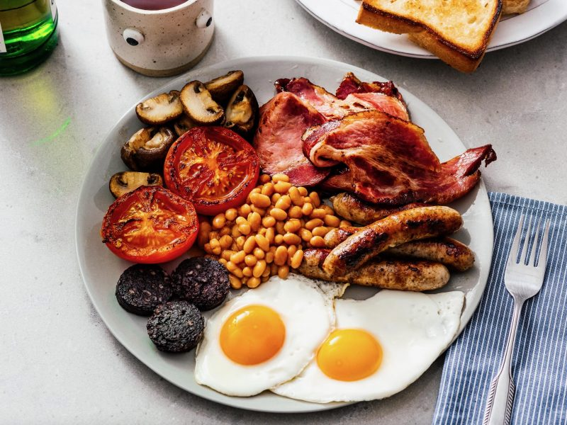 Perspectives: The carbon footprint of a full English breakfast – and how to reduce it