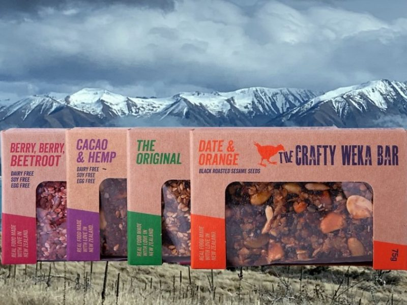 Crafty Weka plugs lost tourism sales with export drive