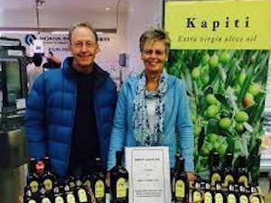 Kāpiti, Wairarapa olive oil makers sweep major awards