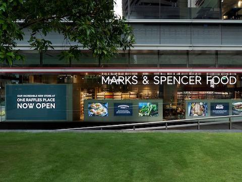 Alliance secures M&S Singapore deal