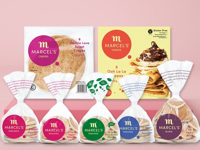 Van Dyck scale-up supports Marcel's Pancakes retail push