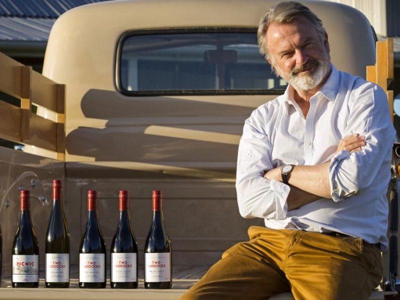 Sam Neill 's Gibbston vineyard on the block