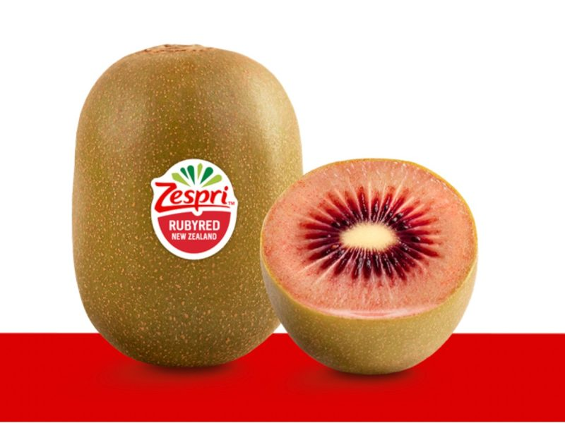 RubyRed: Zespri rebrands its red kiwifruit
